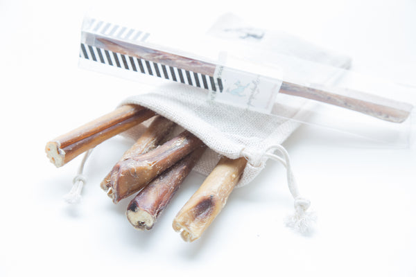 Pamperdoodle - Beef Bully Stick - Free-Range - Grass Fed