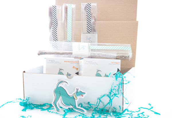Treat and Chew Bundles from Pamperdoodle (www.pamperdoodle.com)