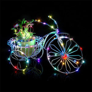 Usb Operated 100 Led Copper Wire Lights - Goamiroo Store