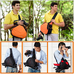 Sling Digital Slr Camera Bag - Goamiroo Store