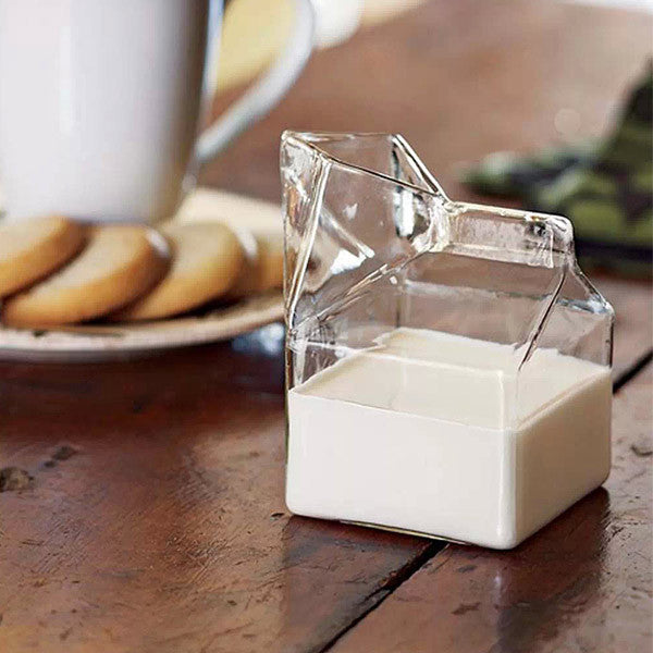 Half Pint Glass Creamer