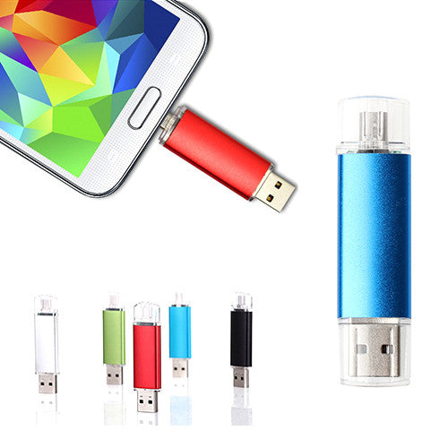 OTG Smart Phone USB Memory Stick