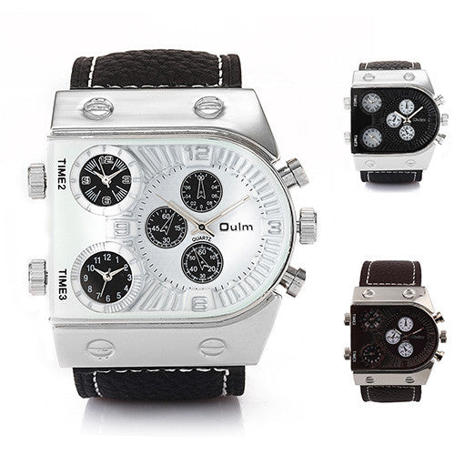 Oulm HP9315 Men's Multi Display Watch
