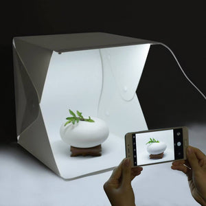 Usmart™ LightBox - Your Portable Photo Studio - GoAmiroo Store