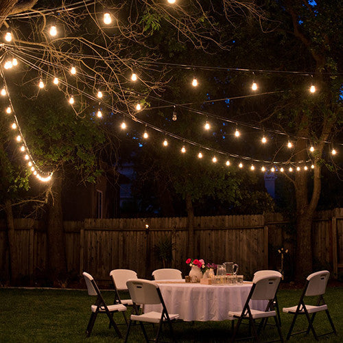 30 LED Globle Outdoor Lights