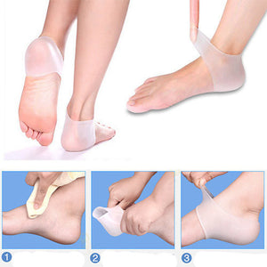 a Pair of Silicone Gel Heel-GoAmiroo Store