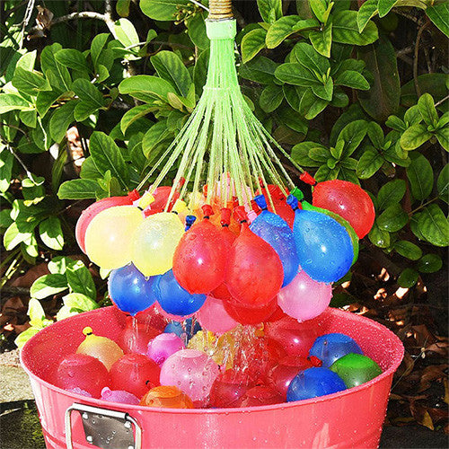 Set of 111 Magic Water Balloons