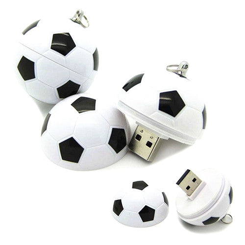 Football Design Flash Drive