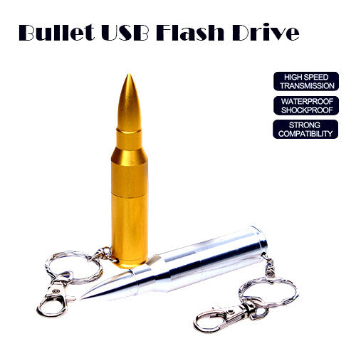 Bullet USB 2.0 Flash Drive