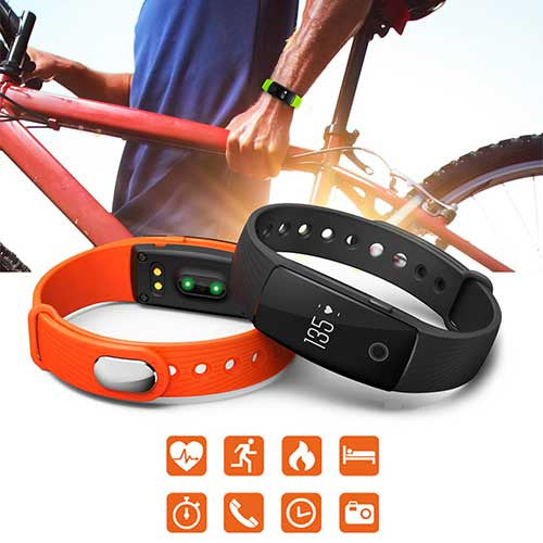 Id107 Bluetooth Smart Watch  Goamiroo Store-5907