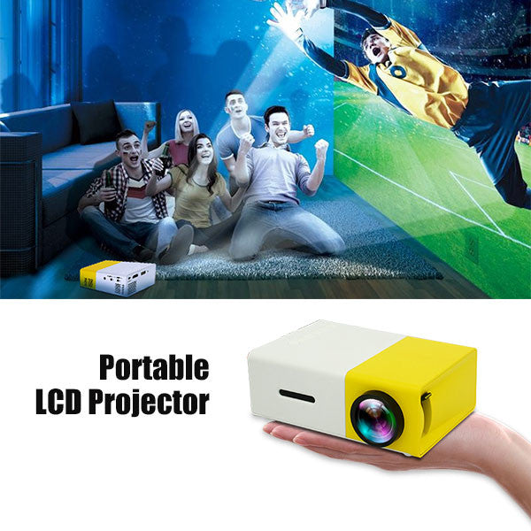 Portable LCD Projector-GoAmiroo Store