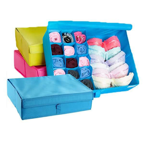 Underwear Drawer Organizer with-GoAmiroo Store