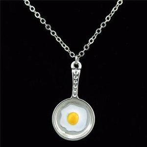 Egg Lovers Necklace - Goamiroo Store