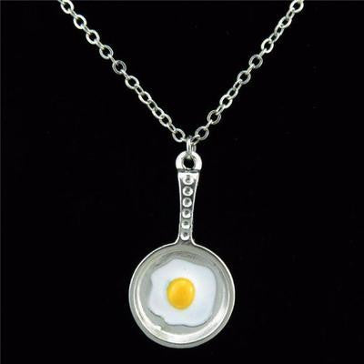 Egg Lovers Necklace-GoAmiroo Store