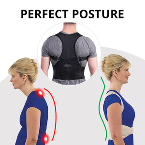 Perfect Posture - Back Pain Magnetic Belt - Goamiroo Store