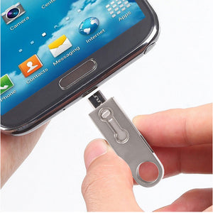 Smart Phone Waterproof Rotating Usb Flash Drive - Goamiroo Store