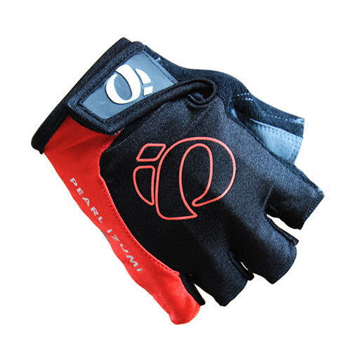 a Pair of Cycling Short Finger Gloves