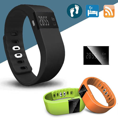TW64 Bluetooth Fitness Tracker Watch