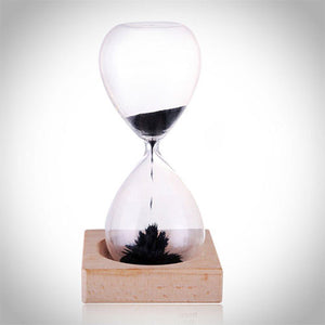 Magnetic Sand Hourglass - Goamiroo Store