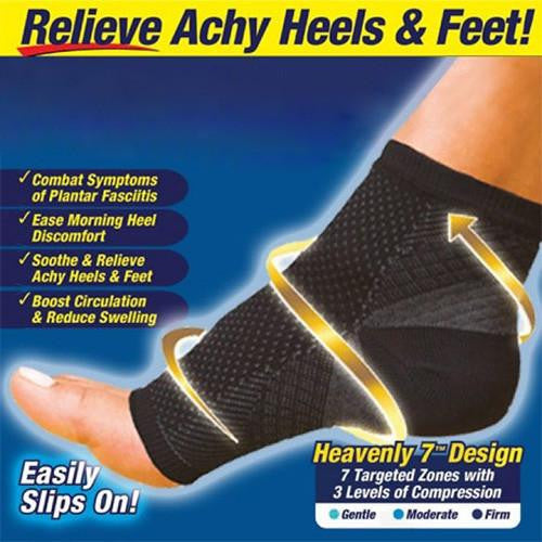 2 Pairs of Anti Fatigue Compression Socks