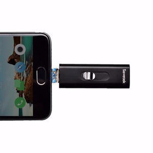 8gb Stealth Micro Usb Recorder-GoAmiroo Store