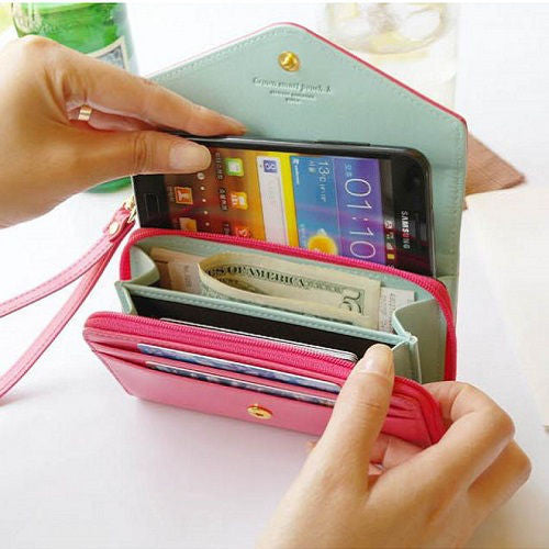 Royal Collection Smartphone Wallet and Clutch
