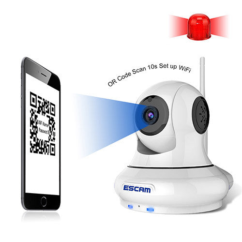 ESCAM QF500 Wireless Camera