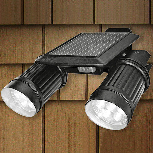 Solar Motion Dual Spotlight