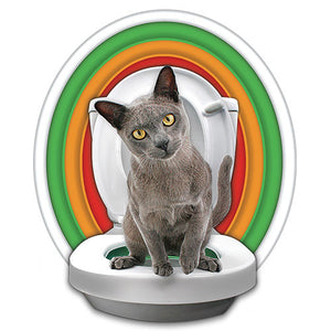 Cat Toilet Training System - Goamiroo Store