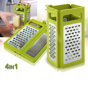 4-in-1 Folding Grater-GoAmiroo Store