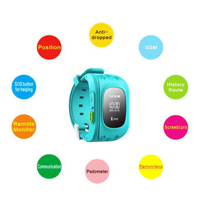 Gps Smart Watch For Kids - Goamiroo Store