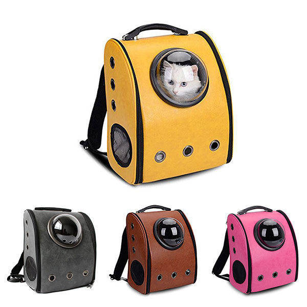 Bubble Window Pet Travel Bag
