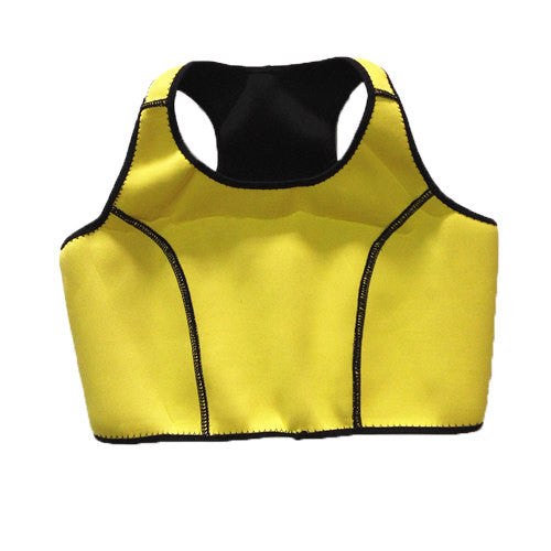 Saunafit Thermal Slimming Sports Bra-GoAmiroo Store