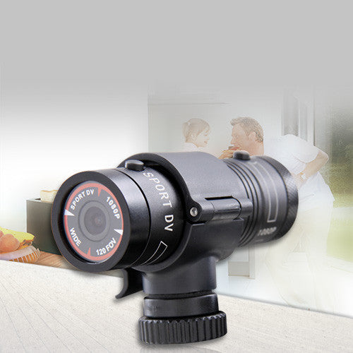 Flashlight Design Sports DVR