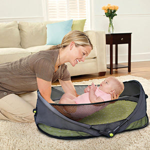 Foldable Travel Bassinet - Goamiroo Store
