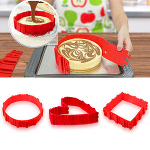 Silicone Cake Mould - Goamiroo Store