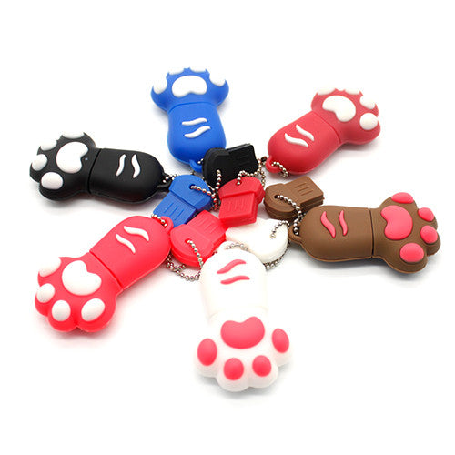 Cat Paw USB Flash Drive