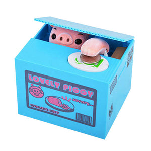 Stealing Coin Piggy Bank - Goamiroo Store