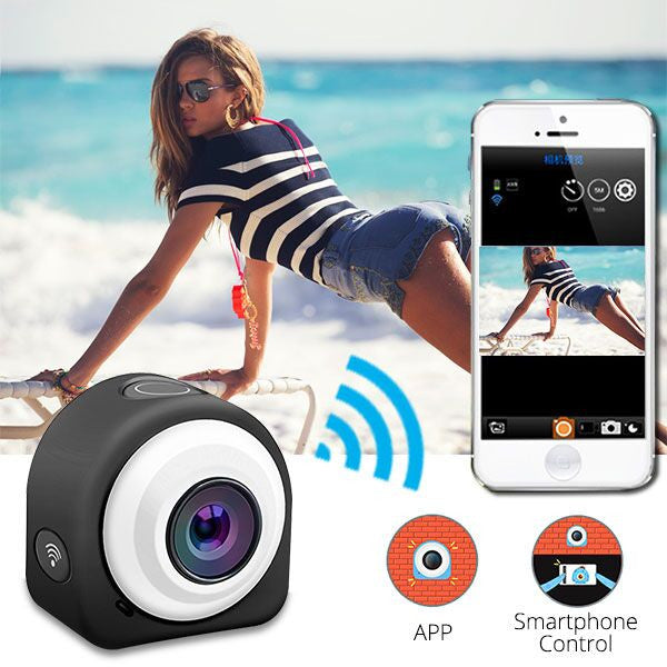 WIFI Stick and Shoot Camera