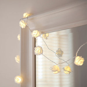 20 LED Rose Fairy Lights-GoAmiroo Store