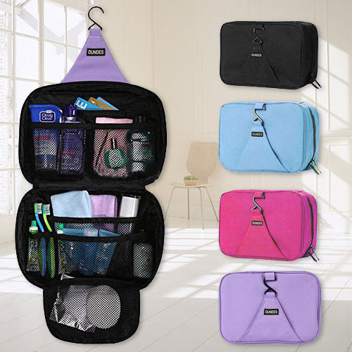 Travel Hanger Toiletries Bag-GoAmiroo Store