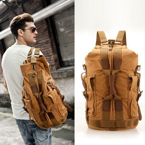 2-Way Travel Backpack - 2 Styles