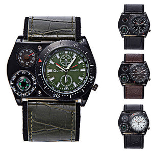 Oulm 4094 Mens Multi Display Watch - Goamiroo Store
