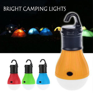 Set of 3 Emergency Tent Lights-GoAmiroo Store