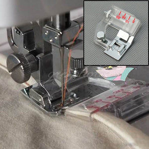 2Pcs Sewing Machine Bias Binding Foot-GoAmiroo Store