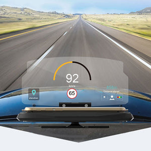 Phone Gps Universal Head-Up Display - Goamiroo Store