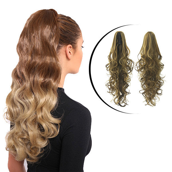 Long Curly Ponytail Hair Extension 14 Styles Goamiroo Store