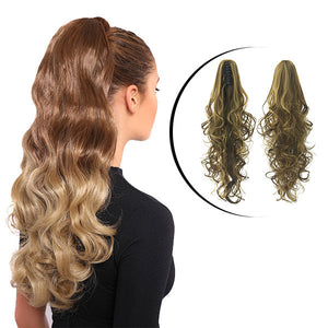 Long Curly Ponytail Hair Extension - 14 Styles - Goamiroo Store