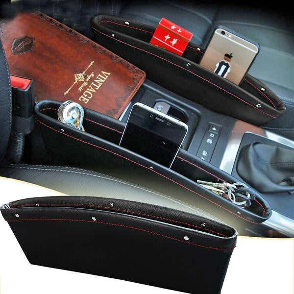 2Pcs Leather Car iPocket-GoAmiroo Store