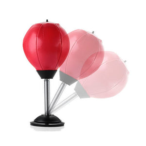 Desktop Punching Bag With Suction Base - Goamiroo Store